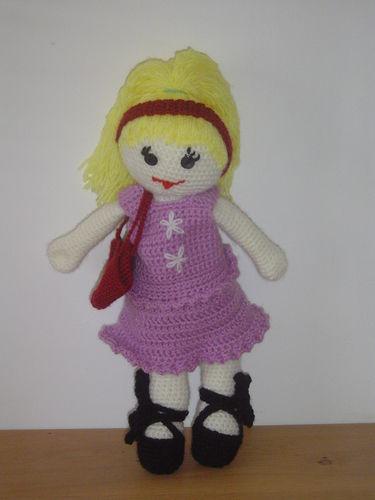 Makerist - poupée crochet - Créations de crochet - 1