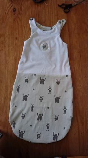Makerist - Babyschlafsack - 1