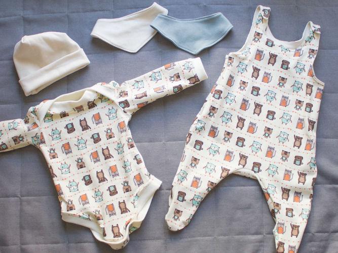 Makerist - Genähte Babysachen zur Erstausstattung - Nähprojekte - 1