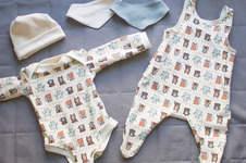Makerist - Genähte Babysachen zur Erstausstattung - 1