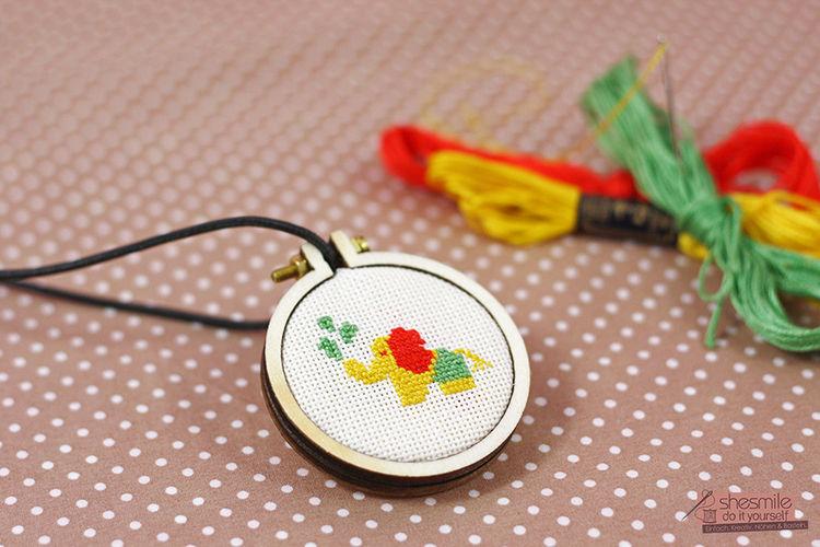 Makerist - Nelefant für Poshy - Textilgestaltung - 2