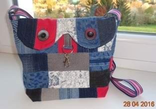 Makerist - Jeans-Handtasche - 1