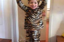 Makerist - Kids Tiger costume - 1