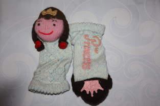 Makerist - Warme Füße für Prinzessinen - 1
