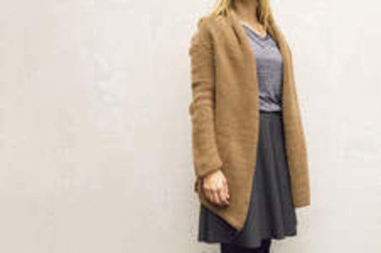 Makerist - Kimono jacket Nina  - Werkzimmer - 1