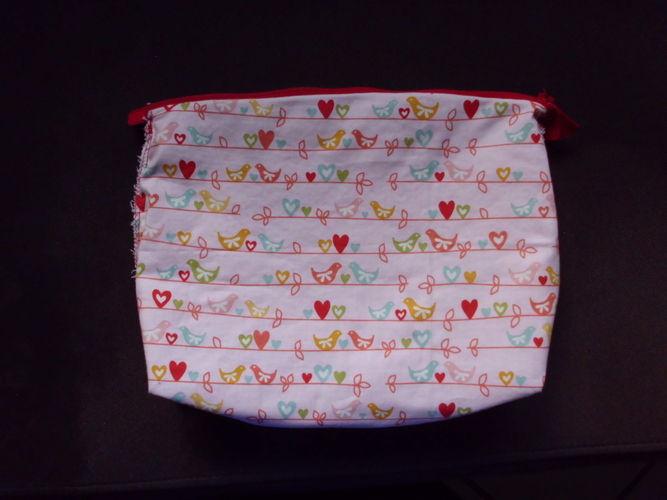 Makerist - kleine Beautytasche :-) - Nähprojekte - 1