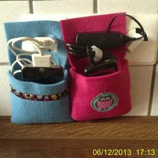 Makerist - Handyladestation - 1