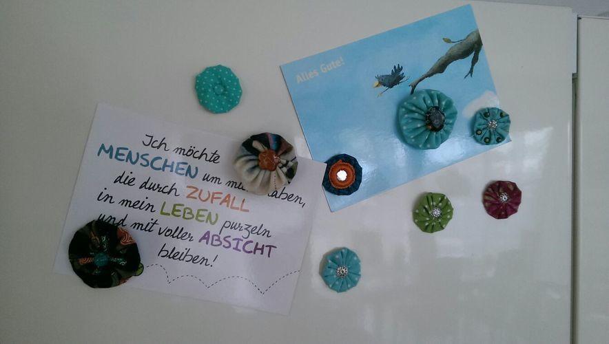 Makerist - Kühlschrank-Magnete - Nähprojekte - 1
