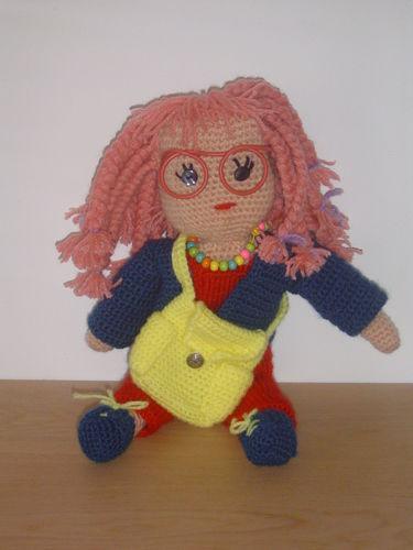 Makerist - poupée crochet fait main - Créations de crochet - 1