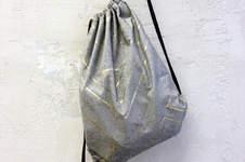 Makerist - metallic foil // gym bag - 1