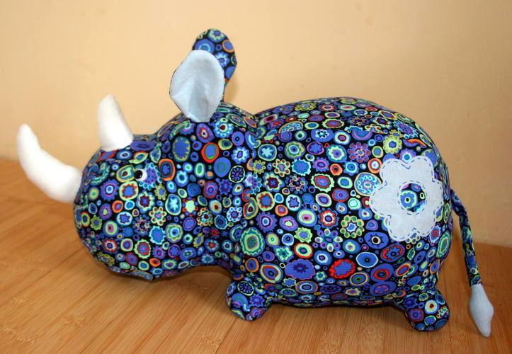 Makerist - Rhino-féroce - Créations de couture - 1