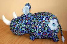 Makerist - Rhino-féroce - 1