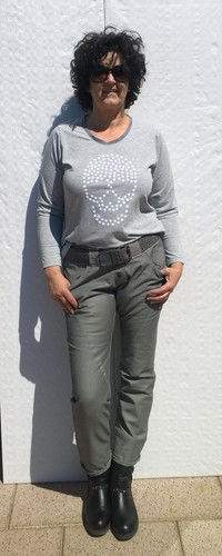 Makerist - Boyfriend Jeans - Nähprojekte - 2