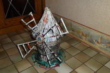 Makerist - Vannerie Moulin en rotin (papier journal) - 1