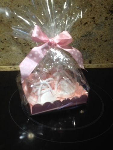 Makerist - Babyschuhe - Torten, Cake Pops und Cupcakes - 1