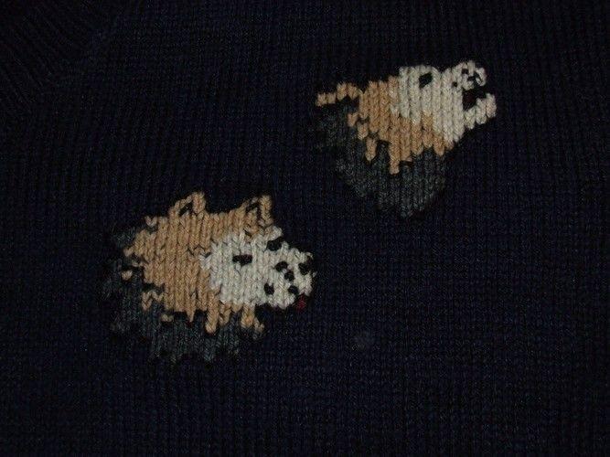 Makerist - Pull rebrodé - Créations de tricot - 3