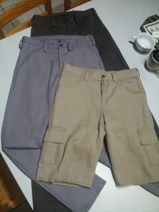 Pantalons et bermuda