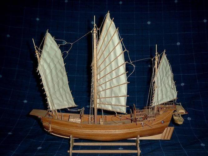 Makerist - Maquettes de bateaux anciens - Autres créations - 1