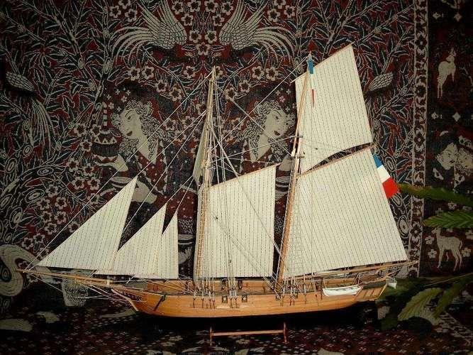 Makerist - Maquettes de bateaux anciens - Autres créations - 2
