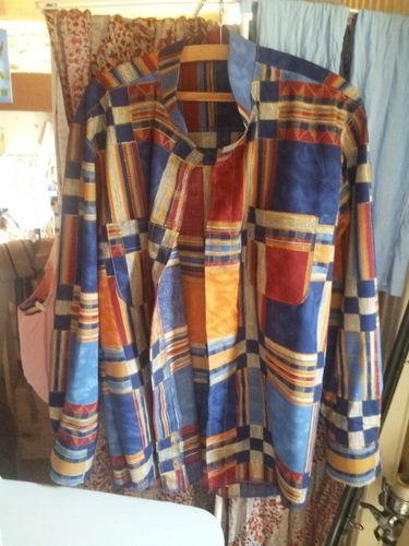 Makerist - chemise en variations - Créations de couture - 3