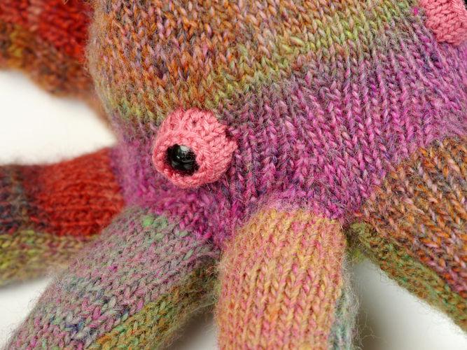 Makerist - Lovely Octopus - Knitting Showcase - 3