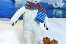 Makerist - Iluq the Polar Bear - 1