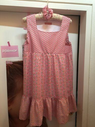 Makerist - Kleid für Mali für Pfingsten in der Toskana ☀️☀️☀️ - Nähprojekte - 1