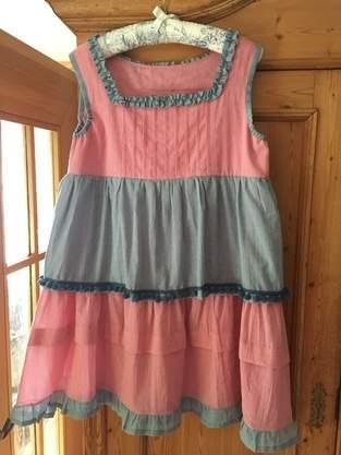 Makerist - Sommerkleid für Mali - 1