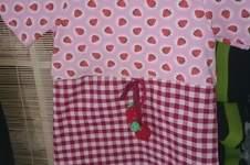 Makerist - Tunika mit Erdbeeren  - 1