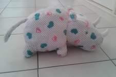 Makerist - peluche rhino - 1