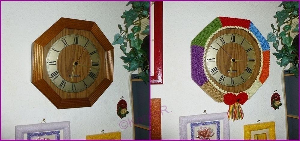 """Makerist - Ein """"Rock"""" für die Clock... - Strickprojekte - 1"""
