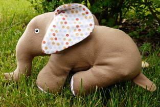 Makerist - Peluche Elephant - 1