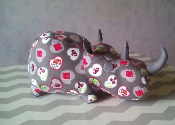 Makerist - mon premier rhino.... - Créations de couture - 1