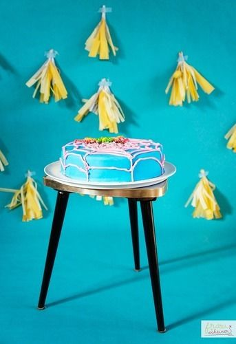 Makerist - Spider Girl Torte - Torten, Cake Pops und Cupcakes - 1