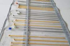 Makerist - Pochette pour ranger les aiguilles à tricoter  - 1