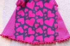 Makerist - Babykleidchen aus Fleece für meine Enkelin - 1