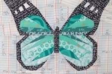 Makerist - Schmetterling - Nähen auf Papier - 1