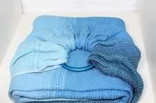 Makerist - Handgewebtes Baby Tragetuch Sling - 1