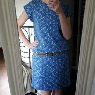 Makerist - Frau Julie in blau - 1