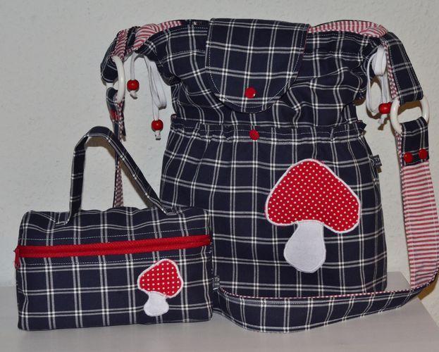 Makerist - Handtasche mit kleiner Schwester - Nähprojekte - 1