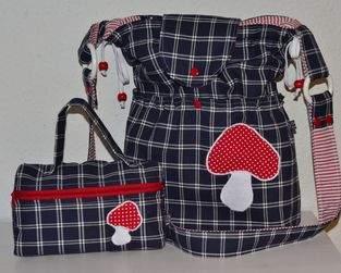 Makerist - Handtasche mit kleiner Schwester - 1