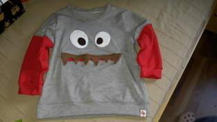 Monste - Shirt Gr. 98
