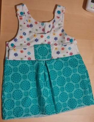Makerist - Mini-Multilatz-Kleid - 1