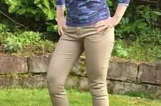 Makerist - Jeanshose nach der Anleitung von Vivienne Altmann - 1