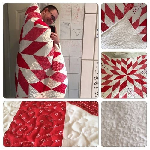 Makerist - Ein Berliner Quilt - Patchwork-Projekte - 1
