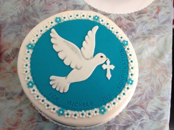 Makerist - Torte zur Konfirmation - Torten, Cake Pops und Cupcakes - 1