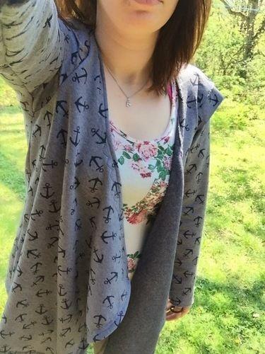 Makerist - Cardigan zum abheben, ein Must Have im Kleiderschrank - Nähprojekte - 1