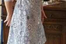 Makerist - 1 Kleid 4 Styles habe ich für mich genäht und ist super schön  - 1