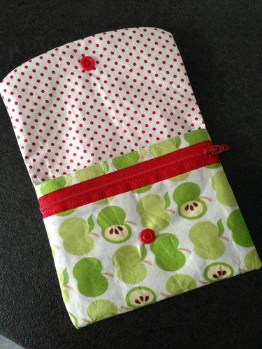 Makerist - Ruck-Zuck Geldbörse aus Baumwolle für mich selbst - Nähprojekte - 2
