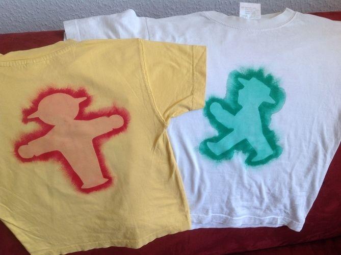 Makerist - Ampelmännchenschablone- Pinsel-Druck-T-shirt mit Wasserwischiwaschi für meine Jungs - DIY-Projekte - 2